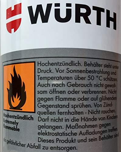 WÜRTH - Premium Innenraumreiniger / Inhalt: 500ml / (28,78 EUR/l)