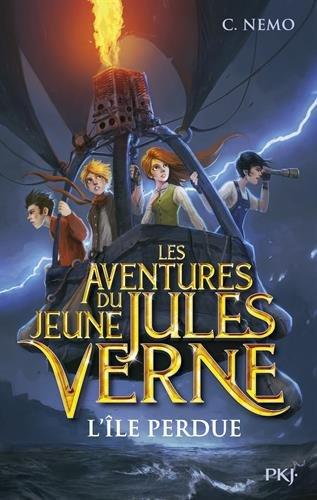 Les Aventures du jeune Jules Verne (1) : L'île perdue