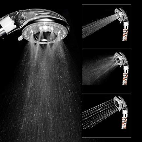 Zoom IMG-2 osazic soffione doccia anticalcare ad