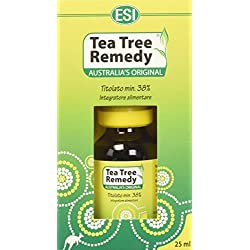 Esi Tea Tree Remedy Oil Integratore Alimentare - 25 ml