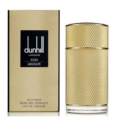 Dunhill icona assoluta eau de parfum spray 100 ml