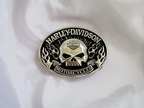 Artikel wird am nächsten Tag versand!Harley Davidson Gürtelschnalle ca.9,5x6,5cm Shipping next day 4-6 day to England,France (Harley Gürtelschnallen)
