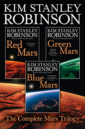 The Complete Mars Trilogy: Red Mars