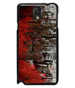 Snapdilla Designer Back Case Cover for Samsung Galaxy Note 3 :: Samsung Galaxy Note Iii :: Samsung Galaxy Note 3 N9002 :: Samsung Galaxy Note 3 N9000 N9005 (Texture Architecture Natural Beauty Backcase Pouch )