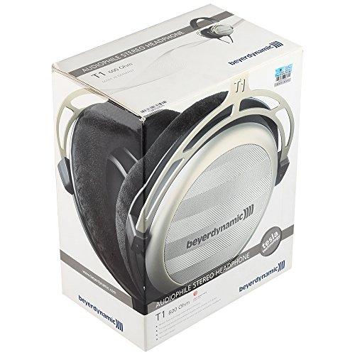 beyerdynamic T 1 (2. Generation) Over-Ear-Stereo Kopfhörer. Halboffene Bauweise, steckbares Kabel, High-End - 10