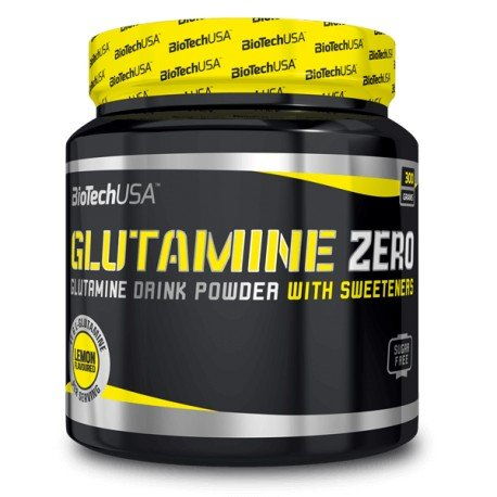BioTech Glutamin Zero L-glutamina