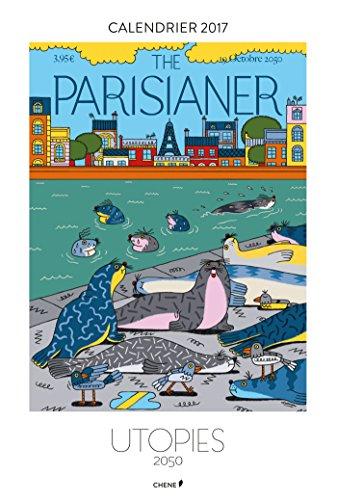 CALENDRIER MURAL 2017 PARISIANER
