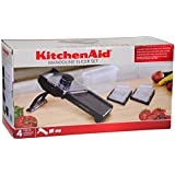 KitchenAid Mandolina 4 unidades), color negro
