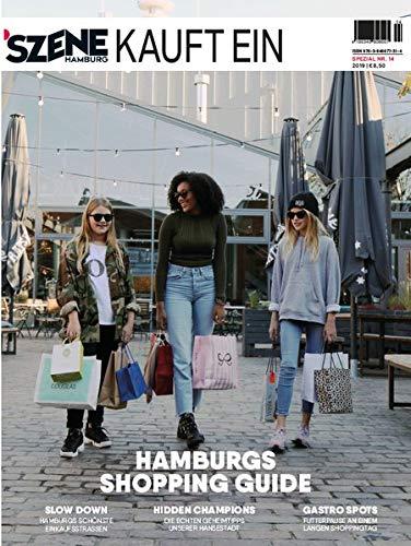SZENE HAMBURG KAUFT EIN! 2018/2019: Hamburgs Shoppingguide