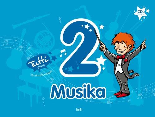 Musika 2 - 9788483781654