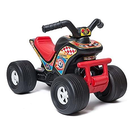 QUAD Rutschauto Baby Car Kinderauto Rutscher Kinderfahrzeug TechnoK für Kinder ab 2 Jahren