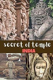 Secret of Temple: INDIA (Tamil Edition)