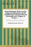 Diezels Niederjagd. 12 Auflage der Originalausgabe. Mit 40 zum Teil farbigen Kunsdrucktafeln und 294 Textabbildungen nach Aquarellen und Zeichnungen von K.Wagener, W. Arnold,F. Gehrts und o. Vollrath.