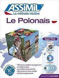 Le Polonais : Avec CD mp3 (4CD audio)