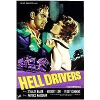 Hell Drivers Movie Poster Masterprint (60.96 x 91.44 cm)
