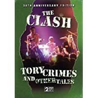 Clash - Tory Crimes And Other Tales - The Clash Punk Band