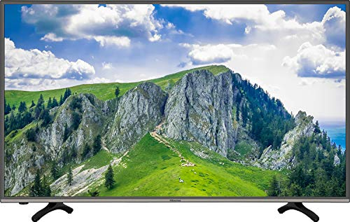 Hisense H49MEC3050 123 cm (49 Zoll) Fernseher (Ultra HD, Triple Tuner, Smart TV) (50 Hisense Tv)