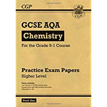 New Grade 9-1 GCSE Chemistry AQA Practice Papers: Higher Pack 1