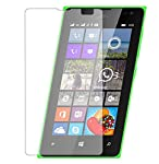M.G.R Tempered Glass For Microsoft Lumia 435