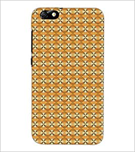 PrintDhaba Pattern D-5270 Back Case Cover for HUAWEI HONOR 4X (Multi-Coloured)