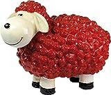 Unbekannt Dekofigur ''Lustiges Schaf'', sort, 1 Stück