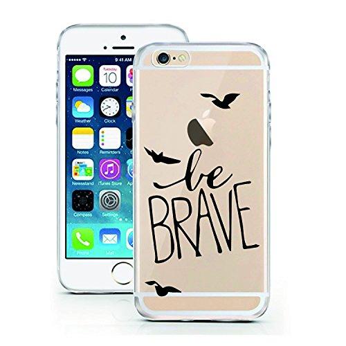 iPhone 5 5S SE Hülle von licaso® für das Apple iPhone 5 5S SE aus TPU Silikon Muster Better Latte Than Never Cafe Frühstück Macchiato ultra-dünn schützt Dein iPhone 5 & ist stylisch Schutzhülle Bumper be Brave