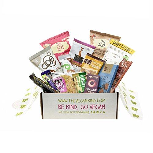 Vegan gift amazon the ultimate vegan snack attack luxury gift hamper solutioingenieria Images