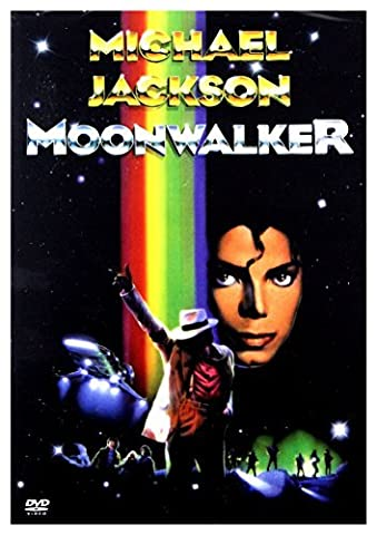 Moonwalker [Region 2] (English audio. English subtitles) by Michael Jackson