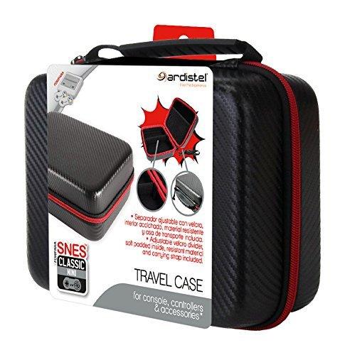 Ardistel - Bolsa De Transporte Mini (Nintendo Super Nes)