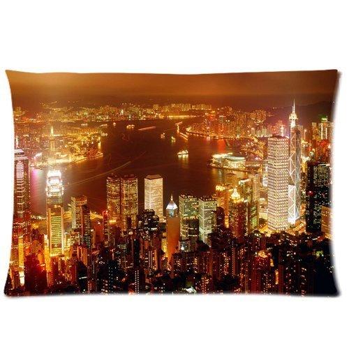 custom-pillowcase-diy-fashion-classic-pop-city-of-life-hong-kong-china-pillowcases-pillowslips-roomy