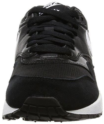 Nike Wmns Air Max 1 Essential, Chaussures de Sport Femme, Taille Noir Blanc