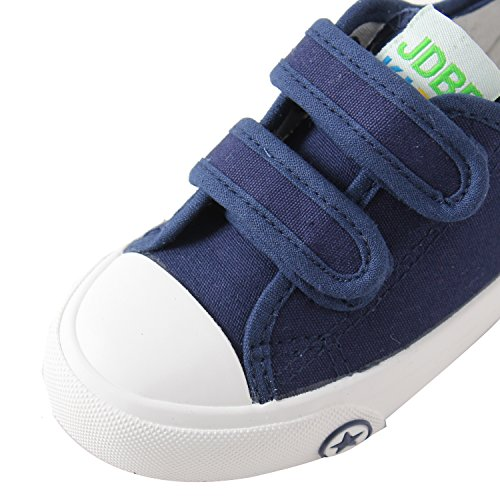 Alexis Leroy Scarpe Walking, Low-Top Sneaker Unisex - bambino Blu scuro