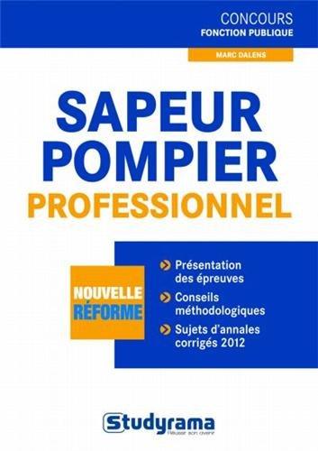 Download Concours De Sapeur Pompier Professionnel Pdf