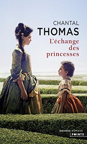 L'Échange des princesses - couverture avec l'affiche du film