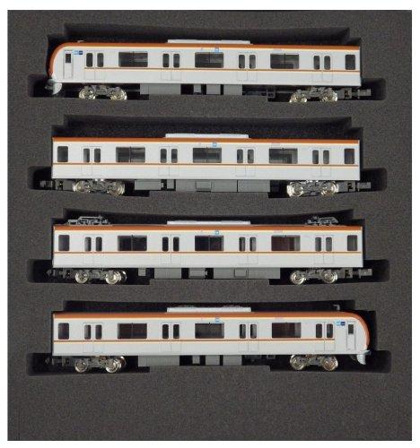 jauge de N 4449 Tokyo Metro Series 10000 2013 de base de la rame de quatre voitures (moteur) (japan import)