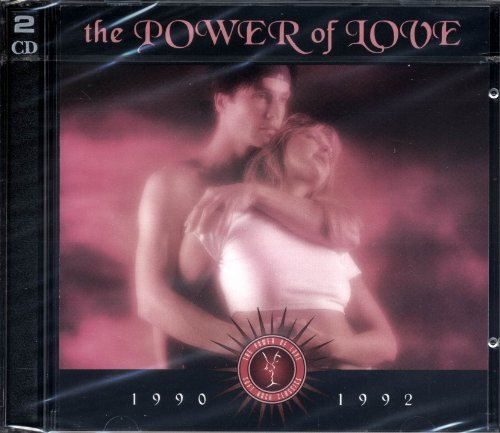 The Power of Love 1990-1992 (Doppel-CD) By Network,Cole,Sprout,Alice,Lang,Pogues,Sister,Blue,House,Young,Angels,Big,Heart,Turner,Marx,Sharp,Palmer,Phillips,Myles,Mac,Styx,Cocker,Adams,Power,Fears,Scorpions Hawkins (0001-01-01)