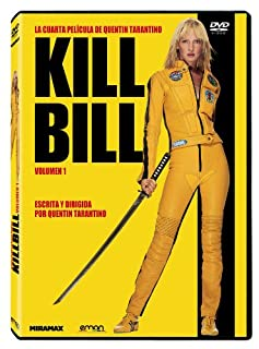 Kill Bill - Volumen 1 [DVD] (B00D9KCK5Q) | Amazon price tracker / tracking, Amazon price history charts, Amazon price watches, Amazon price drop alerts