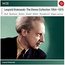 Leopold Stokowski: The Stereo Collection 1954-1975 (Coffret 14 CD)
