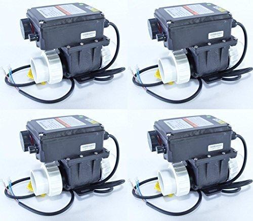 Whirlpool Chauffage/piscine chauffage/échangeur de chaleur de 1000W jusqu'à 3000W avec thermostat et capteur de débit. 1,5kW
