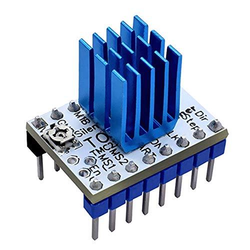 Matedepreso Schrauber Modul Werkzeug 3D Drucker Teil Mechanische Zubehör Langlebig mit Kühlkörper Ersatz Platte Schrittmotor Ultra Leise Leistungsstarke Unterstützung für T30 V1.1