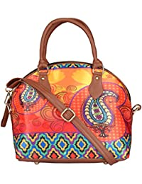 All Things Sundar Women's Handbag (Multi-Coloured, 240-65)