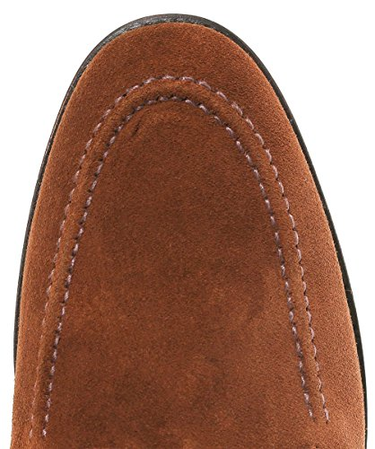 Loake Herren Polo Wildleder Lincoln Loafer Braun Braun