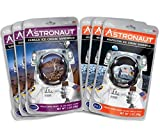 Astronaut Food Freeze-Dried Ready to Eat Space Food Ice Cream Sandwich - 6 Packets