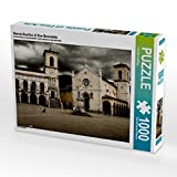 Norcia Basilica di San Benedetto 1000 Teile Puzzle quer (CALVENDO Orte)
