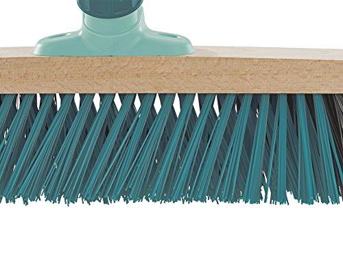 Leifheit 45006 - Escoba Exteriores Xtra Clean, 40 cm