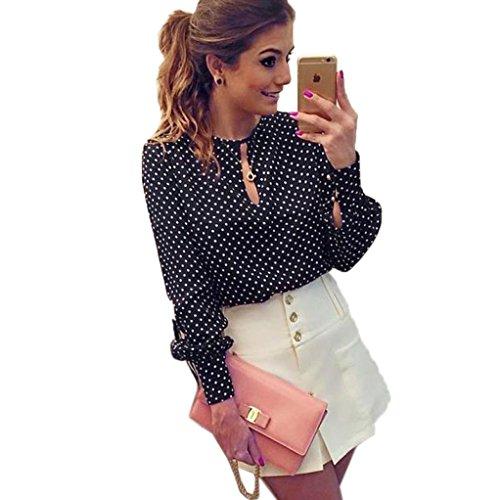 chemise-femme-kolylongr-femmes-casual-manches-longues-blouses-en-mousseline-de-soie-ete-dots-polka-s
