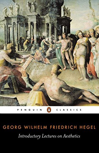 Introductory Lectures on Aesthetics (Penguin Classics) por Georg Hegel
