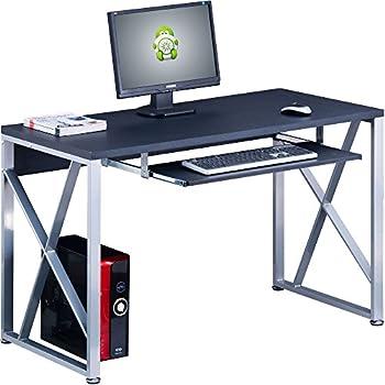 this item genuine piranha beluga compact computer desk with keyboard shelf pc13g