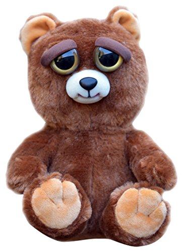 Feisty Pets Sir Growls-A-Lot FP-BEAR - Oso de peluche