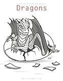 Telecharger Livres Livre de coloriage pour adultes Dragons 3 (PDF,EPUB,MOBI) gratuits en Francaise